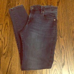 GAP Pants - GAP Medium Wash Denim High Stretch Leggings